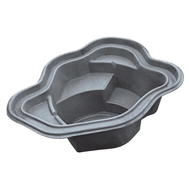teichschale aral sea basalt 1000 l neogard ag. Black Bedroom Furniture Sets. Home Design Ideas