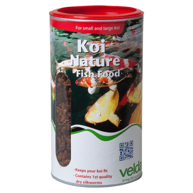 Koi Nature Fish Food 360g/ 1250ml