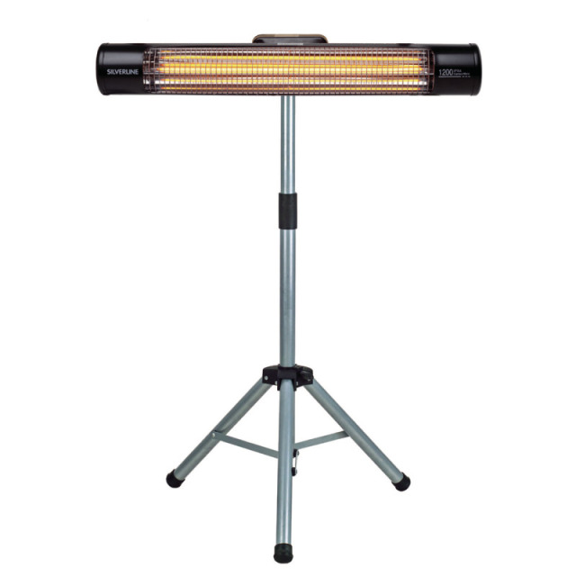 Silverline Greener Patio Support Stativ zu Patio Heater Wall 1000.162