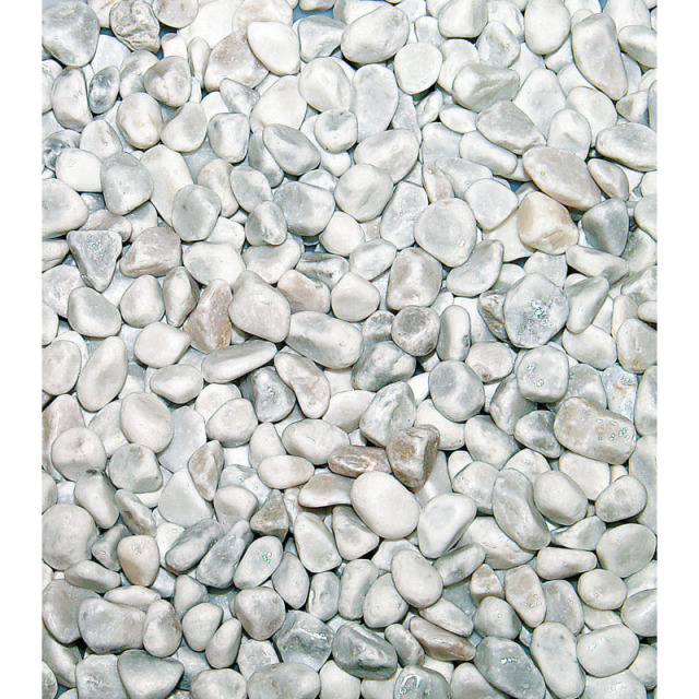 Dekorkies Bianco Carrara 10 mm 10kg