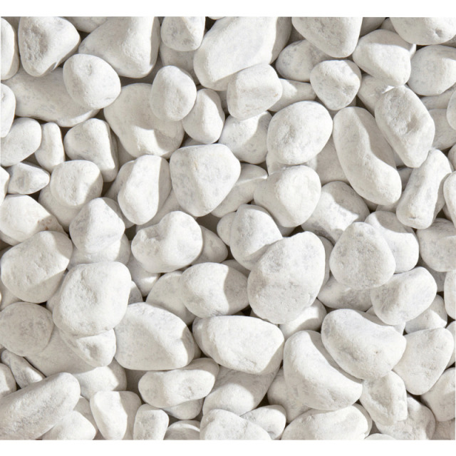 Dekorkies Bianco Carrara 10-30 mm 10kg
