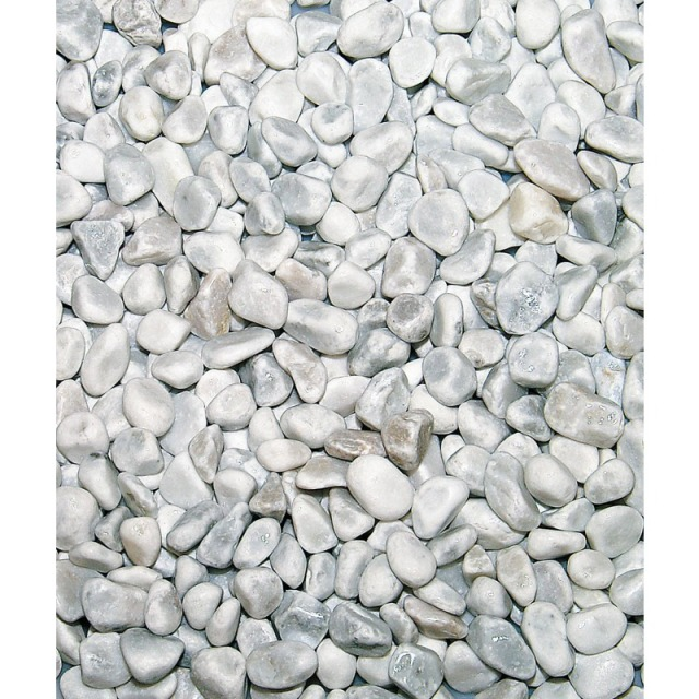 Dekorkies Bianco Carrara 3-8 mm 10 kg