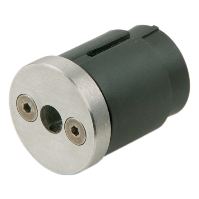 Adapter/Endkappe V4A / 40