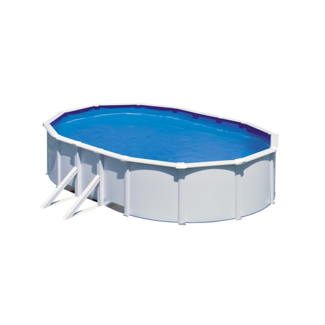 KIT Dream Pool Top oval/Sandf. (53) 610 x 375 x 120 cm H2