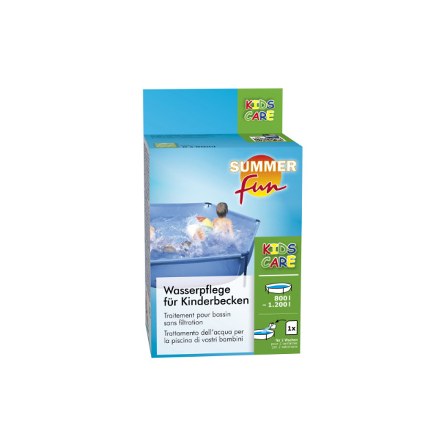 Summerfun, Kids Care 5 x 50 ml