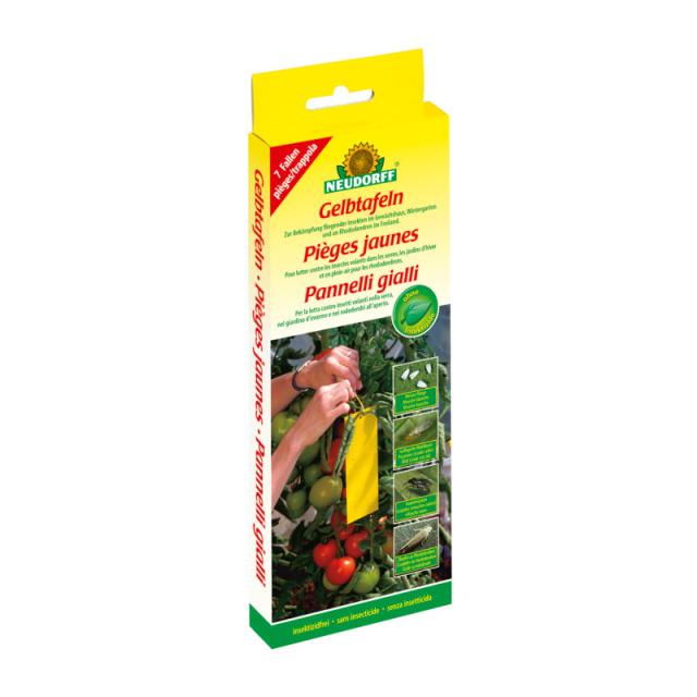 Neogard ag for Gelbtafeln gegen zikaden