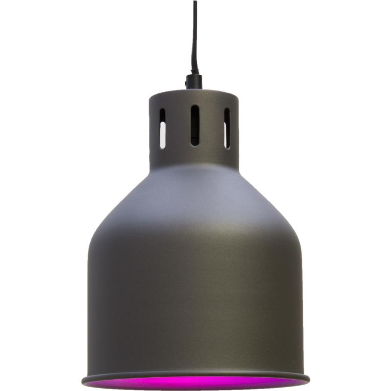lampenschirm saga in hellgrau e27 4m kabel ohne leuchtk rper neogard ag. Black Bedroom Furniture Sets. Home Design Ideas