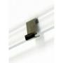 Aluminium Glasträger für Gewächshäuser 4mm Set à 20 Stück