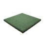 Fallschutzplatte, grün 400x400x30 mm