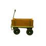 Bollerwagen mit Bremse 92x H61cm