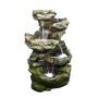 Acqua Arte Set Norfolk inkl. Pumpe 53x75xH119cm